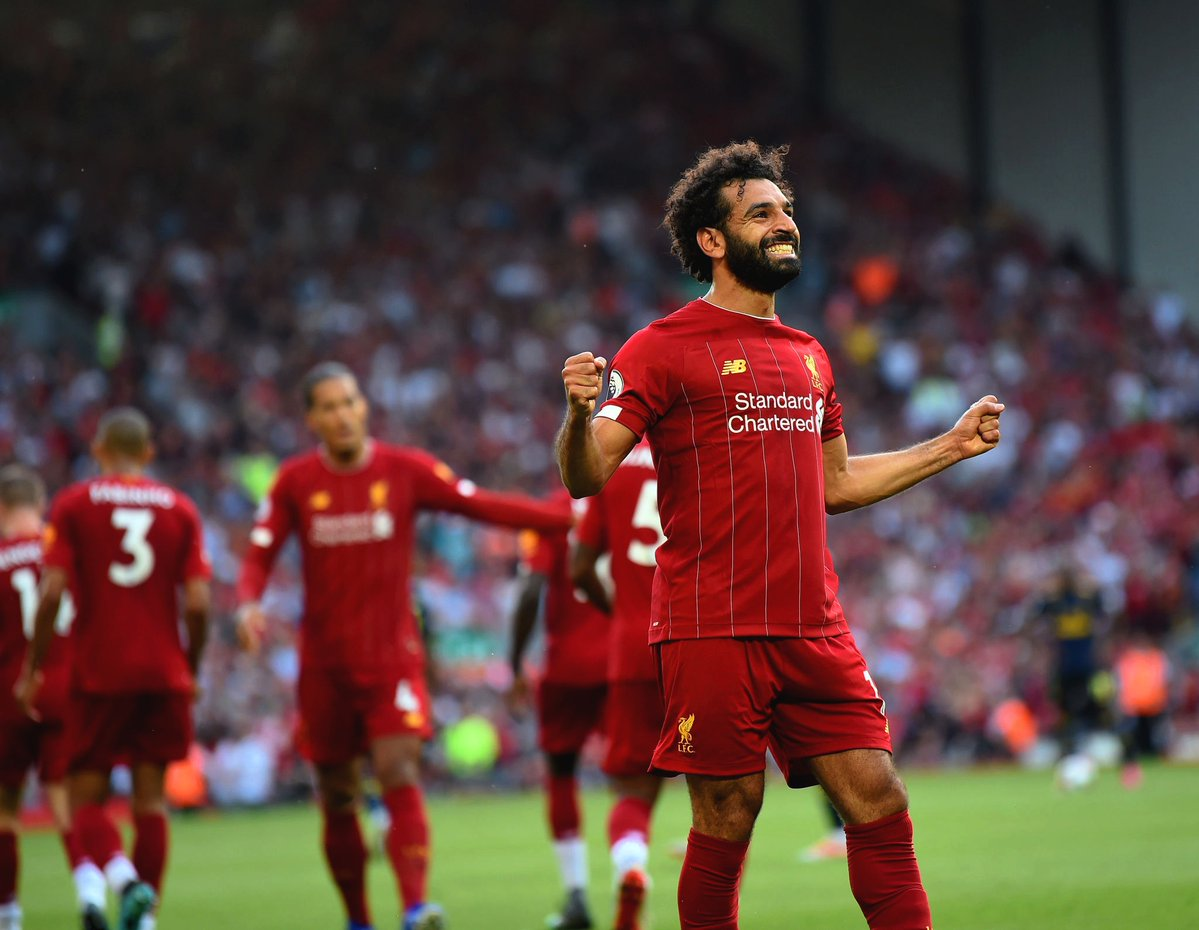 Liverpool 3-1 Arsenal – Highlights and Goals (Video)