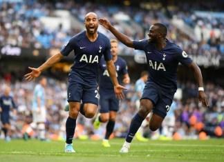 Man City vs Tottenham Highlights