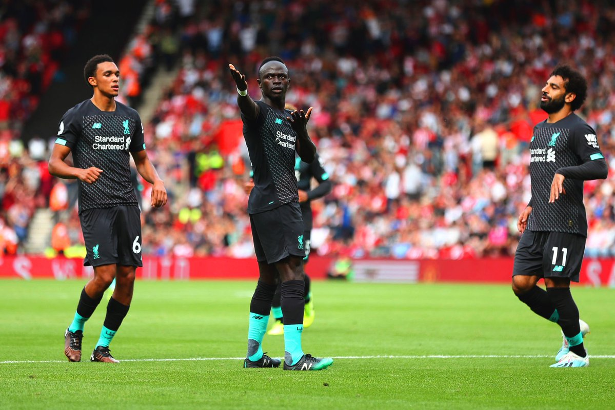 Southampton 1-2 Liverpool – Highlights and Goals (Video)