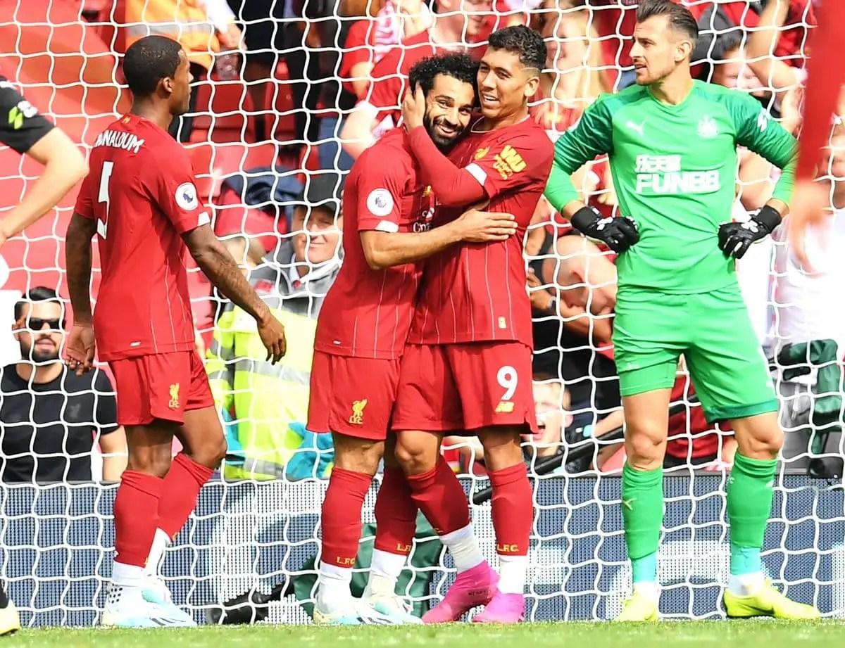 Liverpool FC Match Centre