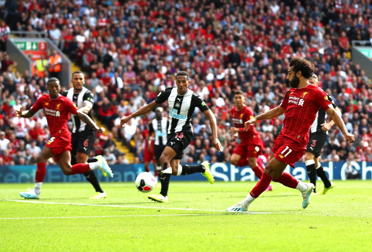 Liverpool 3-1 Newcastle – As it happened & reaction