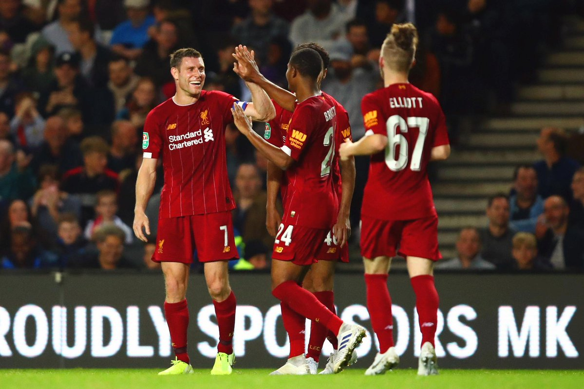 MK Dons 0-2 Liverpool – Highlights and Goals (Video)
