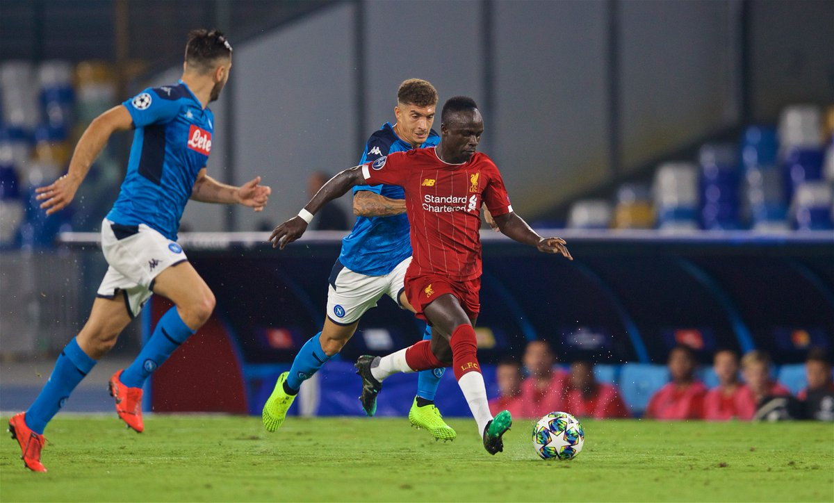 Napoli vs Liverpool – Preview & Worldwide TV Info