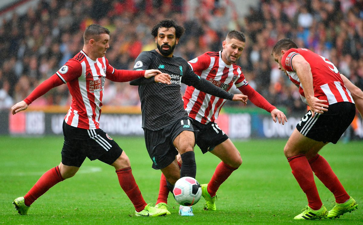 Sheffield United 0-1 Liverpool – As it happened & reaction