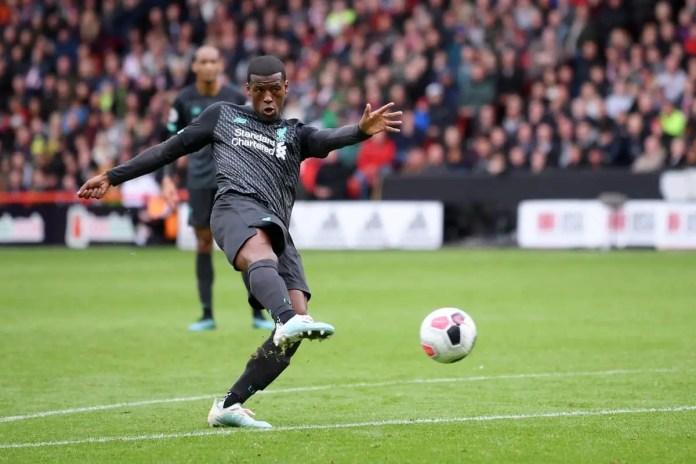 Sheffield United vs Liverpool Highlights