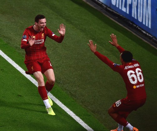 Liverpool FC - Trent & Robertson