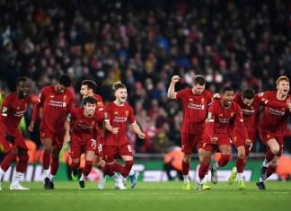 Liverpool 5-5 Arsenal