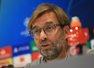 Jurgen Klopp - Liverpool vs RB Salzburg