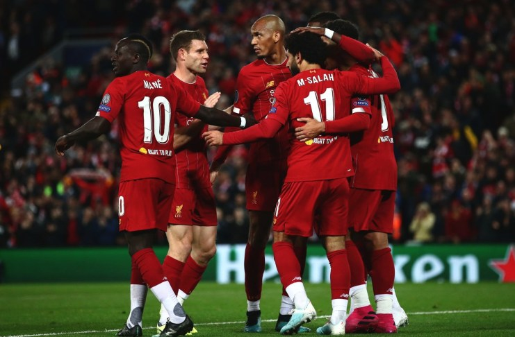 Liverpool vs RB Salzburg Highlights