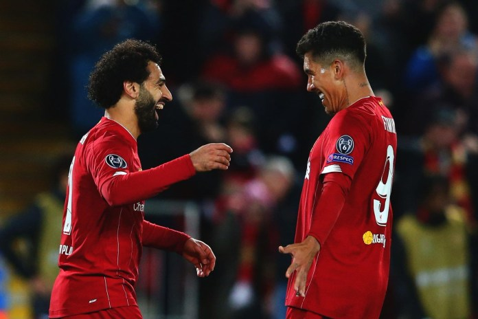Liverpool vs Salzburg Highlights