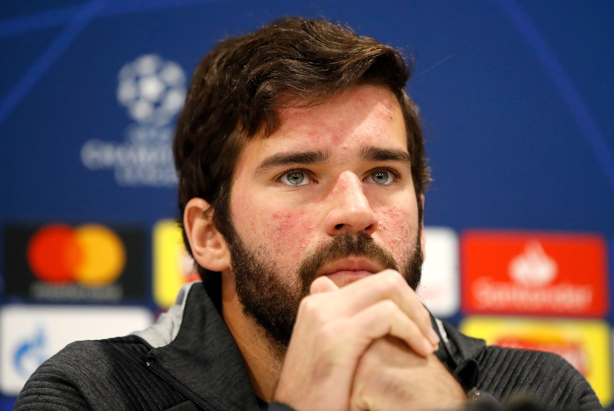 """Alisson unhappy with Liverpool conceding """"stupid goals"""" this season"""