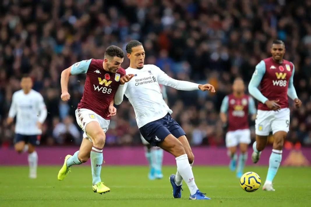 Aston Villa 1-2 Liverpool - As it happened & reaction ...