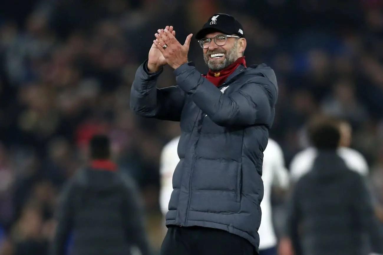 Jurgen Klopp delivers his verdict as Liverpool continue Premier League charge