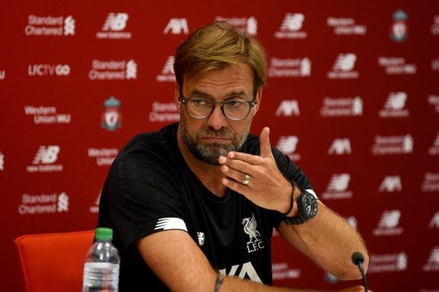 Liverpool Presser
