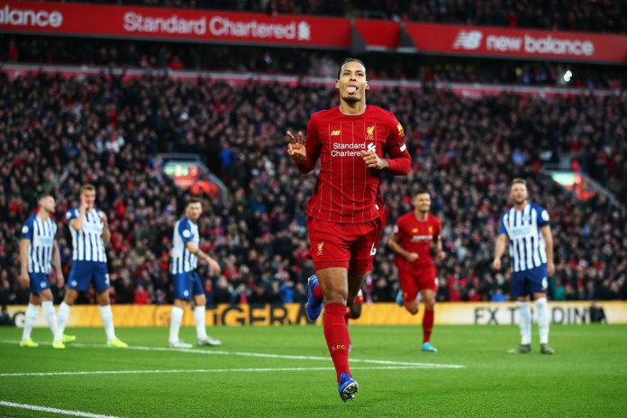 Liverpool vs Brighton Highlights