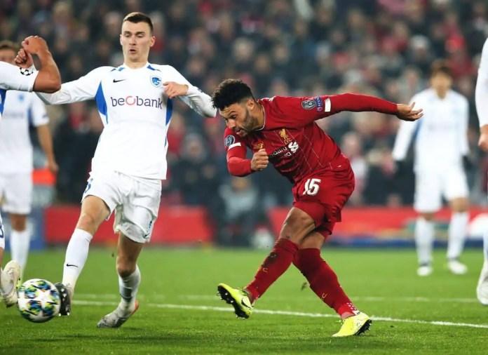 Liverpool vs Genk Highlights