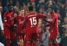 Liverpool vs Genk Highlights