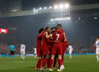 Liverpool vs Genk Stream