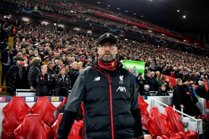 Liverpool vs Napoli