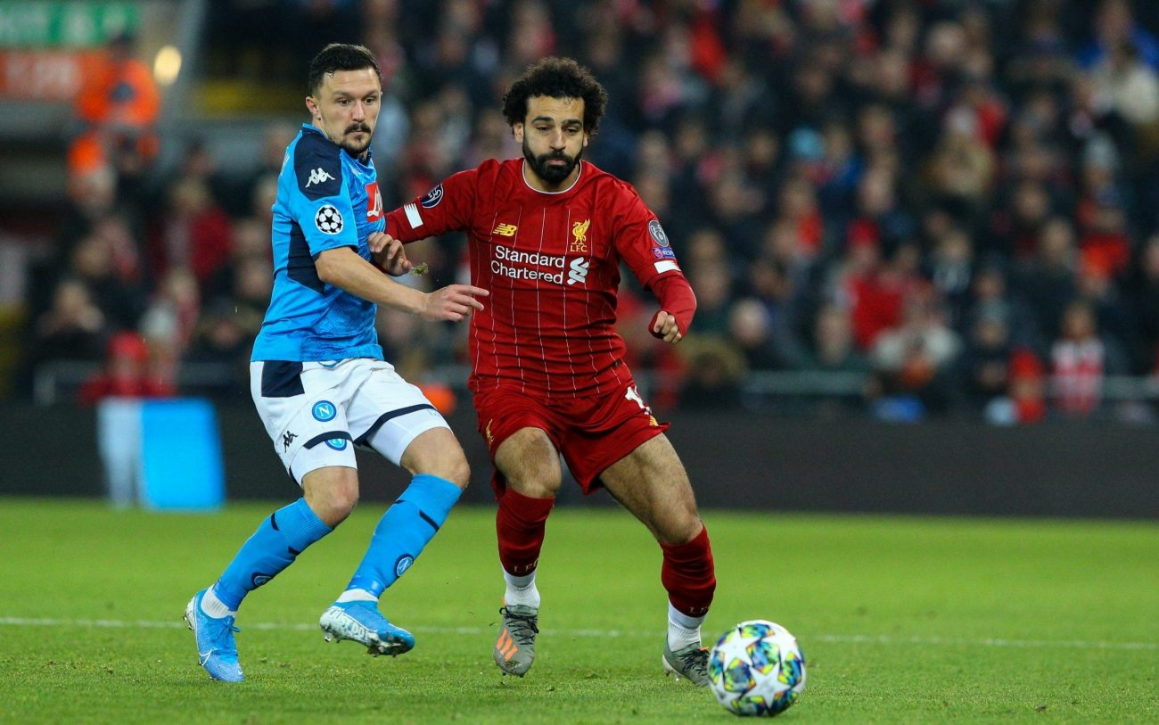Liverpool 1-1 Napoli – As it happened & reaction