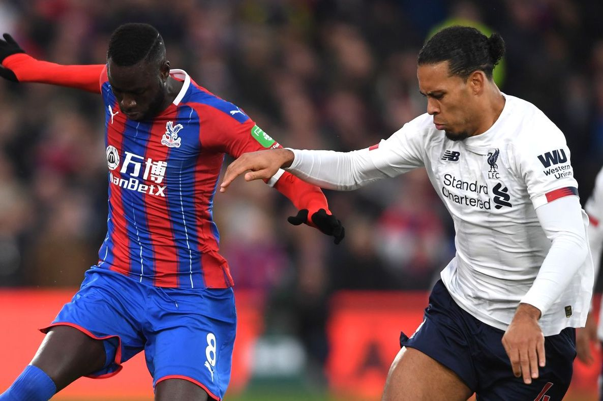 Virgil van Dijk hails Liverpool's ability to respond to setbacks after Palace win