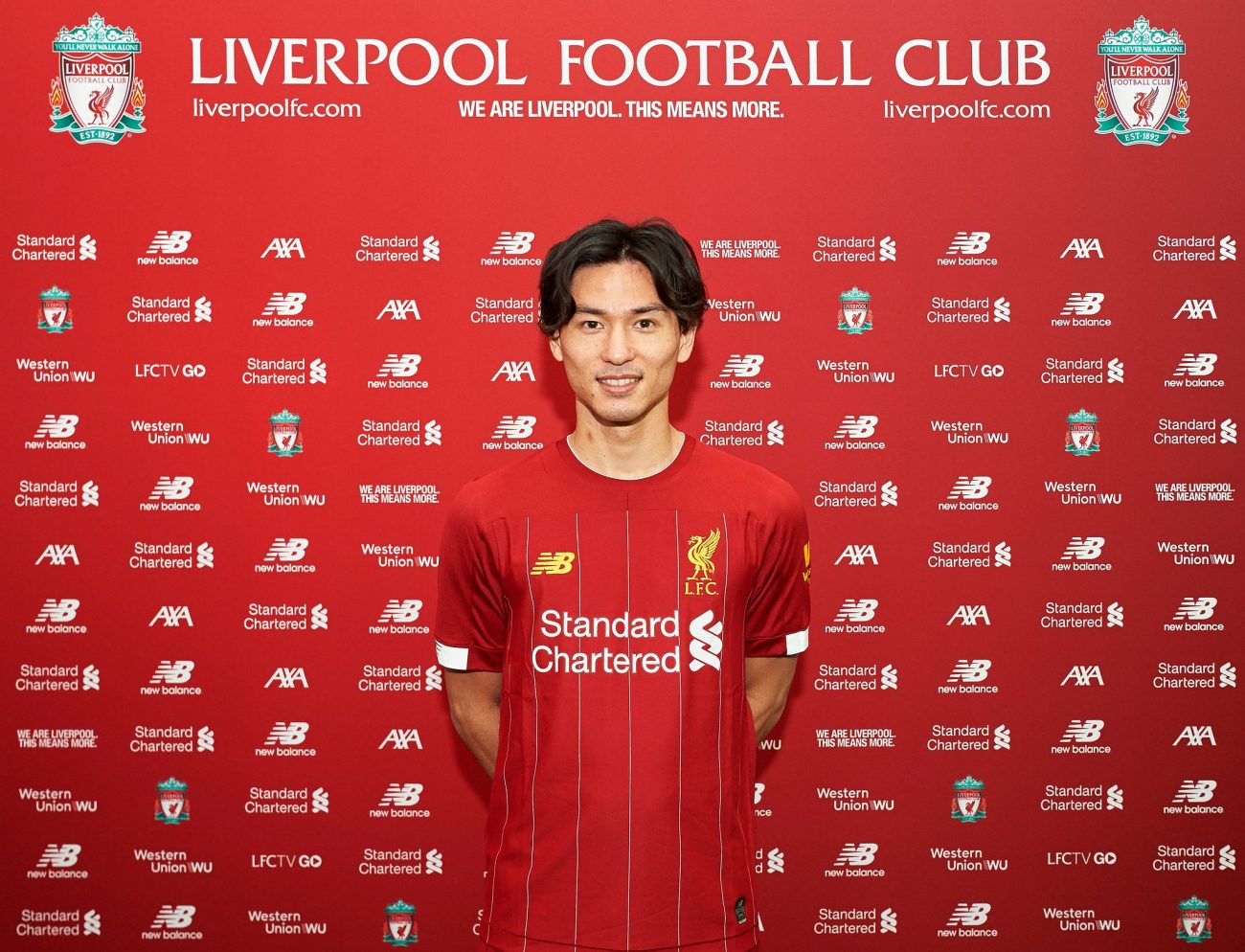 "Takumi Minamino completes ""dream"" £7.25million move to Liverpool"