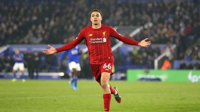 Trent Goal vs Leicester