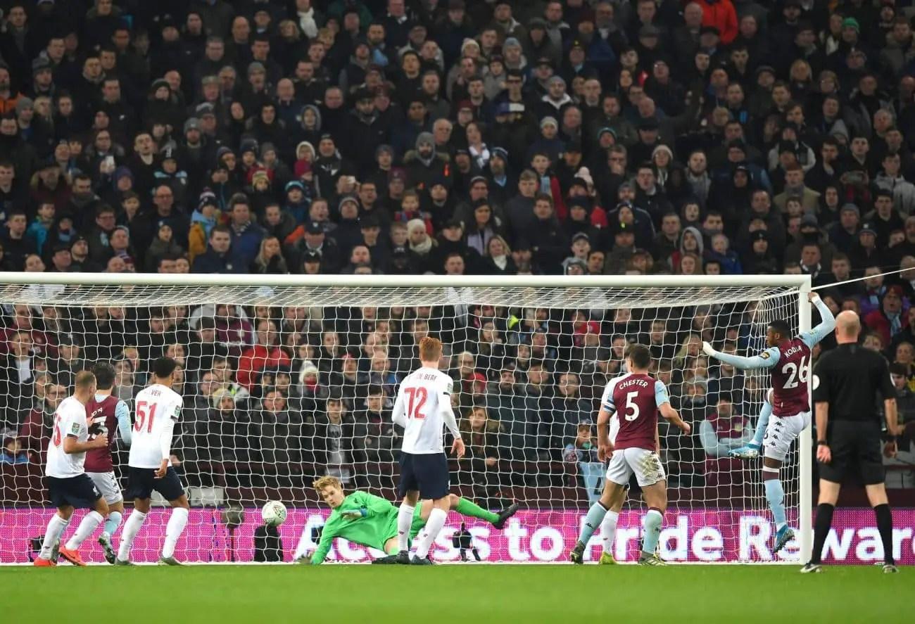 Aston Villa 5-0 Liverpool – As it happened & reaction