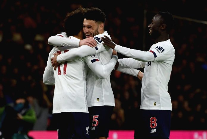 Bournemouth 0-3 Liverpool