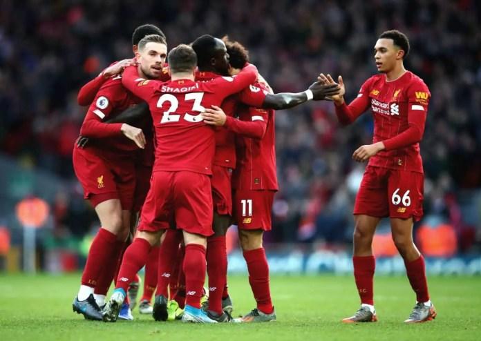 Liverpool vs Watford Goals