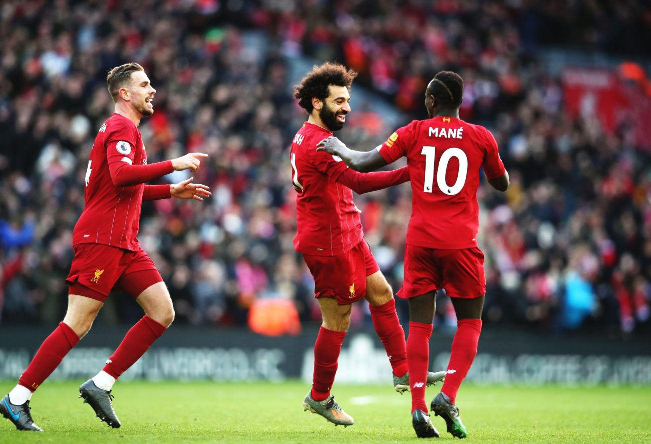Liverpool 2-0 Watford – Highlights and Goals (Video)