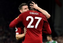 Milner and Origi