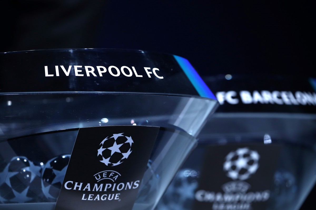 Liverpool drawn to face Atletico Madrid in last 16 of Champions League