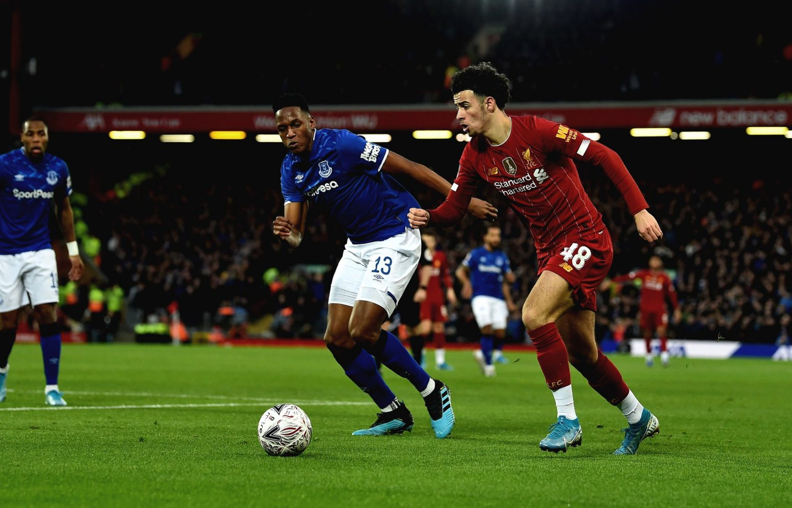 Liverpool 1-0 Everton – As it happened & reaction