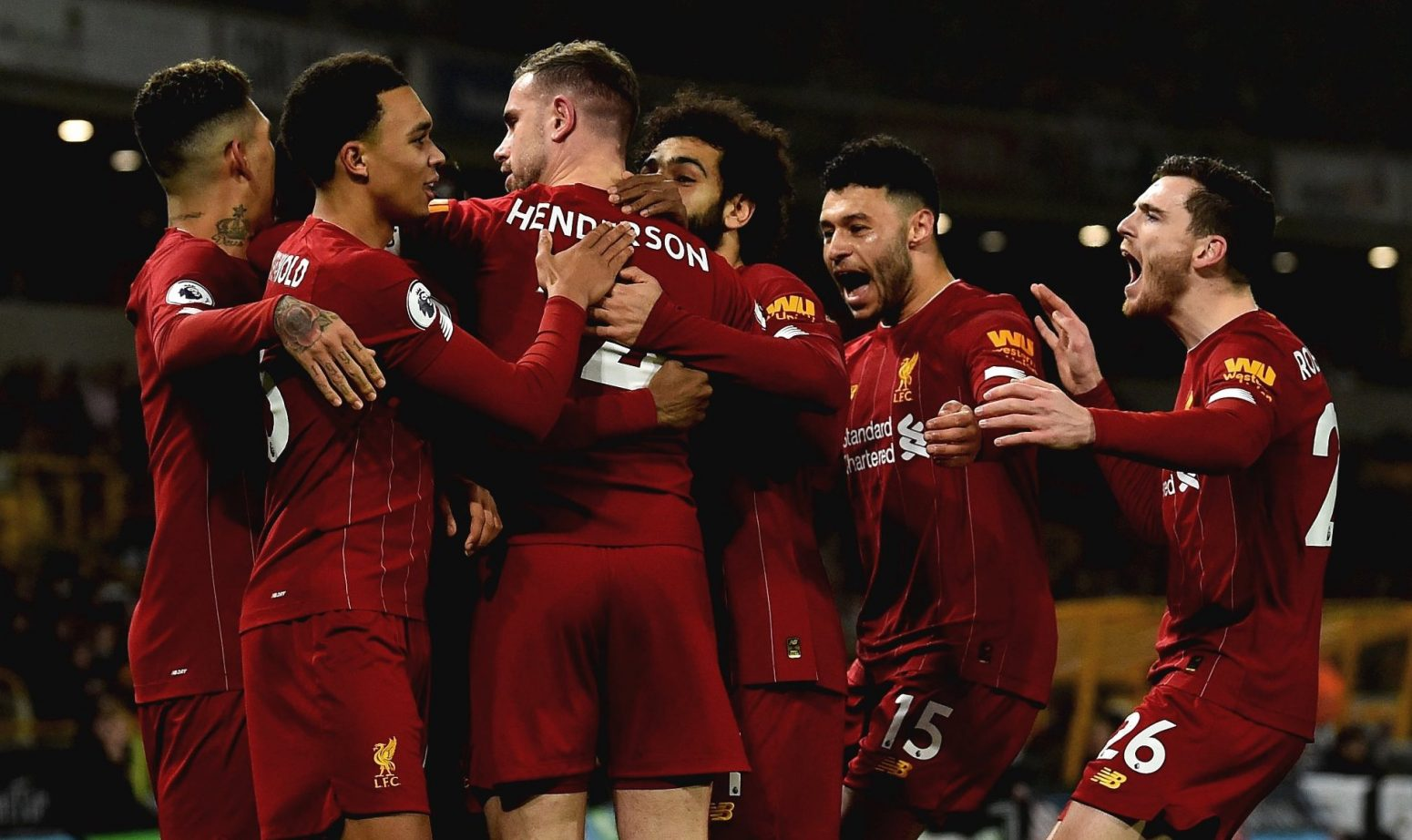Wolves 1-2 Liverpool – As it happened & reaction