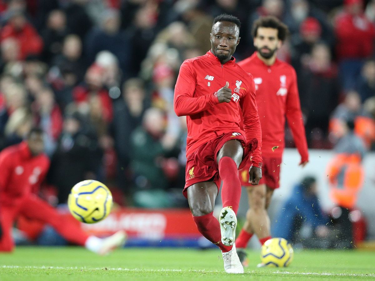 """Naby Keita ruled out of Merseyside derby with """"painful"""" groin injury"""