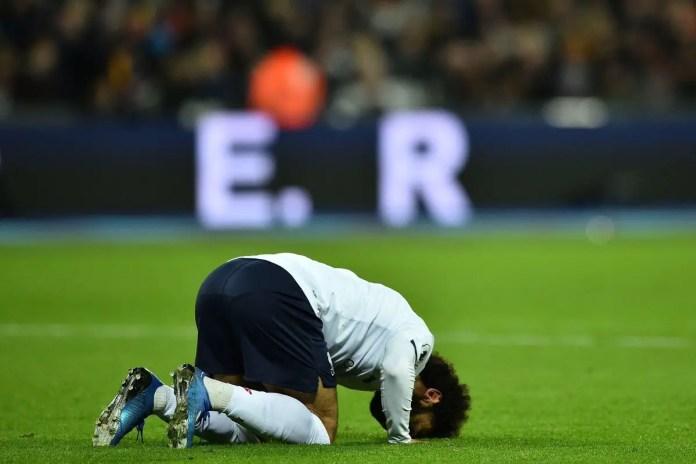 Mohamed Salah vs West Ham
