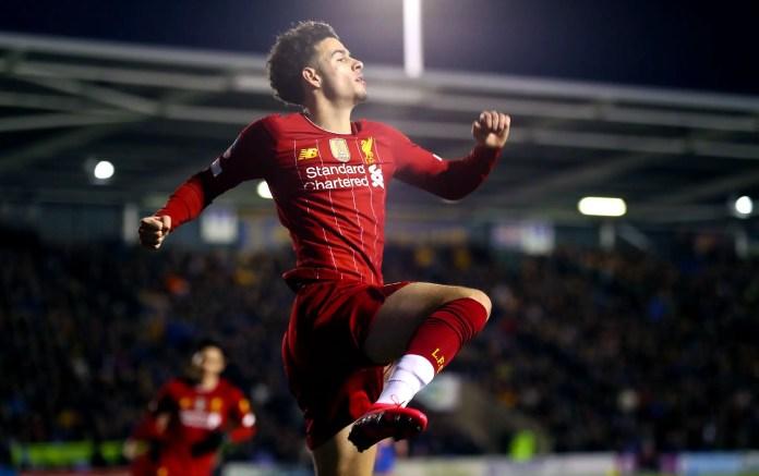 Shrewsbury vs Liverpool Highlights
