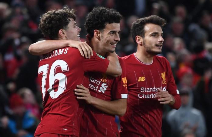 Shrewsbury vs Liverpool Stream