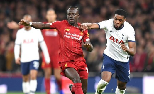 Tottenham 0-1 Liverpool - Highlights: Firmino goal downs ...