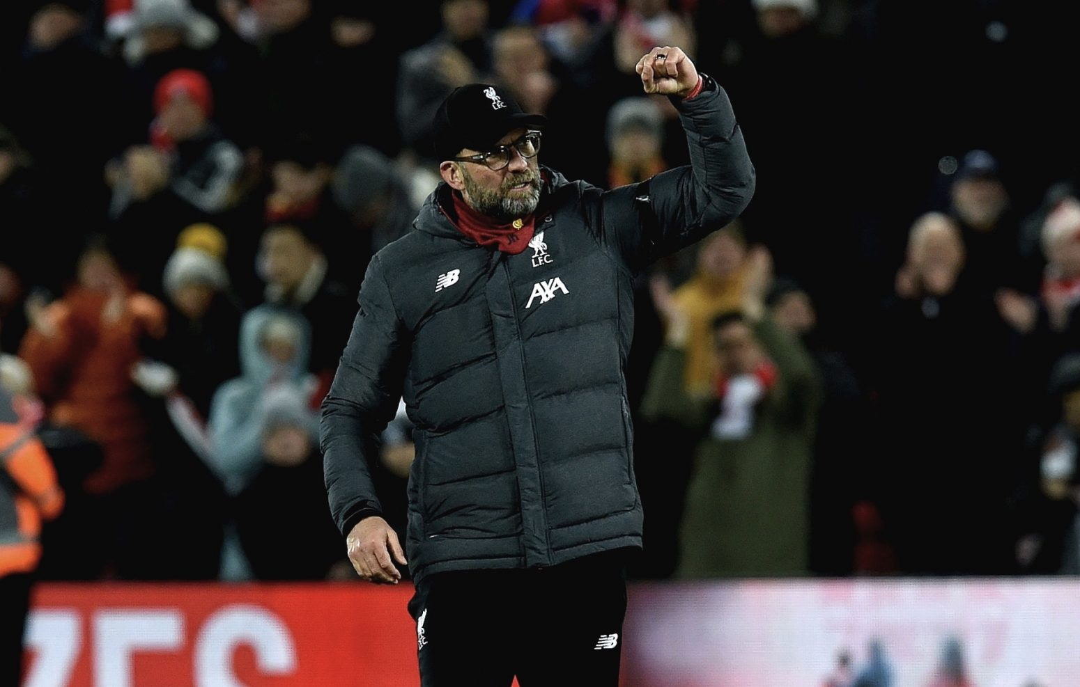 Jurgen Klopp: We know our run is special – but we're in no mood to rest yet