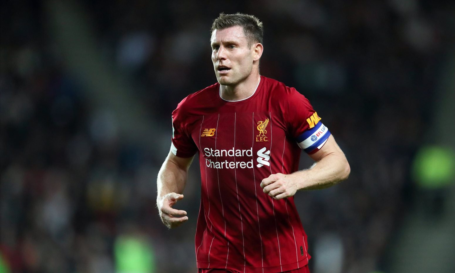 Confirmed Liverpool team vs Bournemouth: Milner starts at left-back
