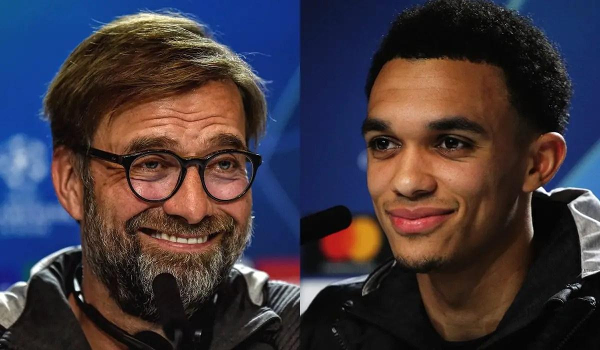 Watch: Jurgen Klopp & Trent Alexander-Arnold preview Atletico Madrid vs Liverpool
