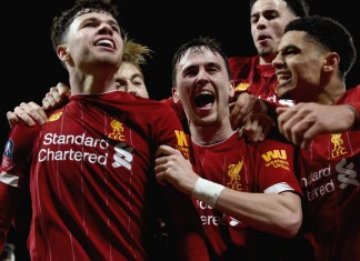 Liverpool 1-0 Shrewsbury