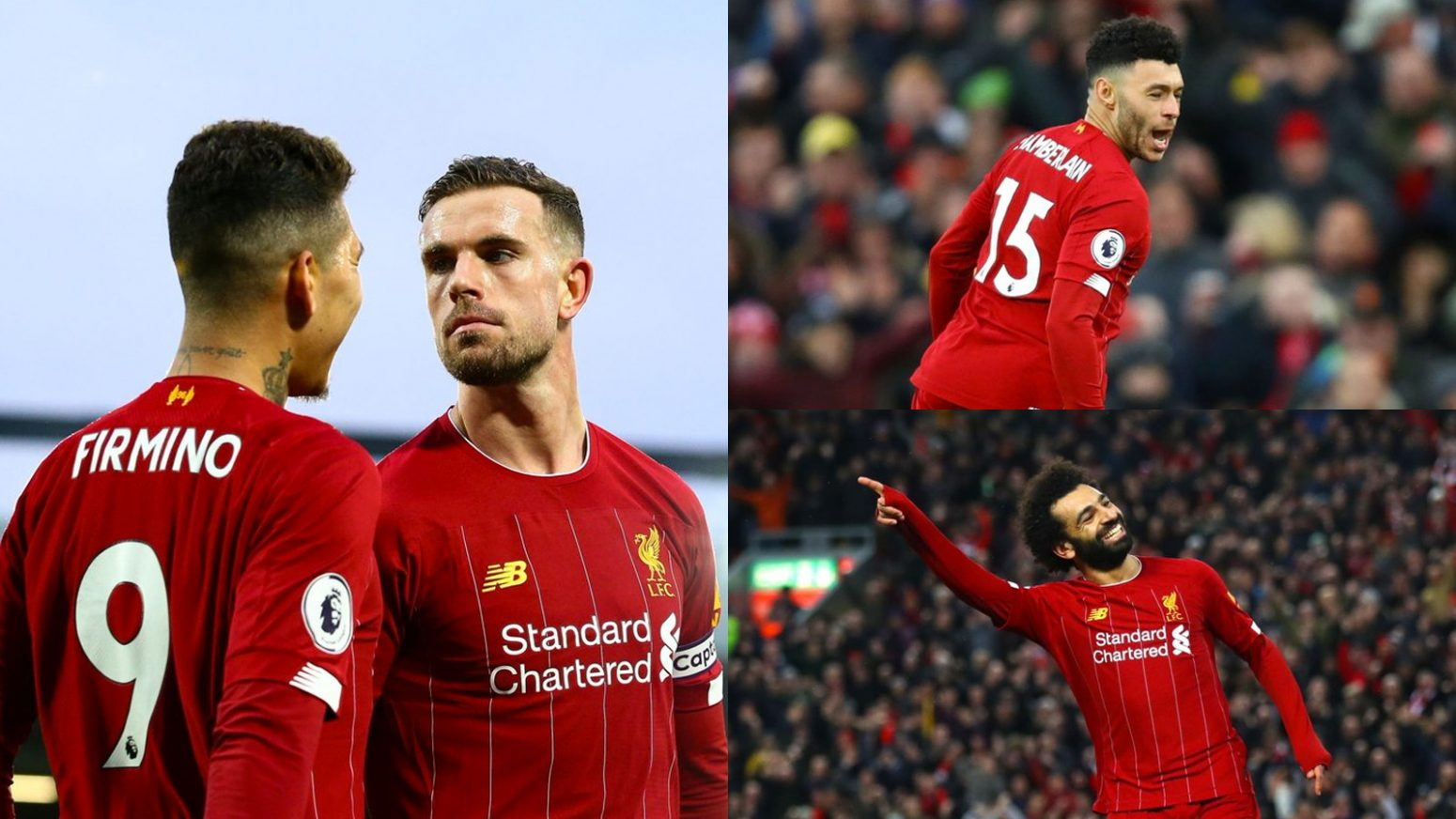 The best snaps from Anfield as Liverpool cruise to victory over Southampton