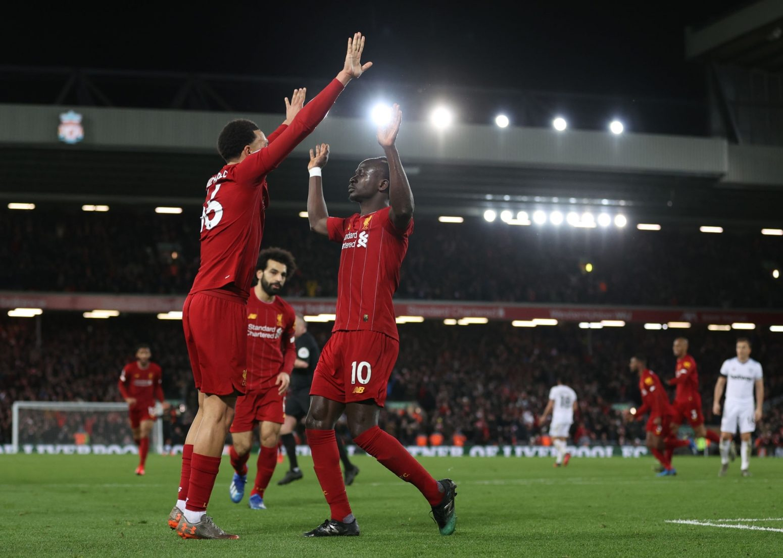 Liverpool 3-2 West Ham United – Highlights and Goals (Video)