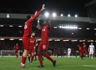 Liverpool vs West Ham Highlights