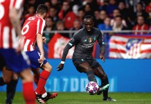 Sadio Mane vs Atletico