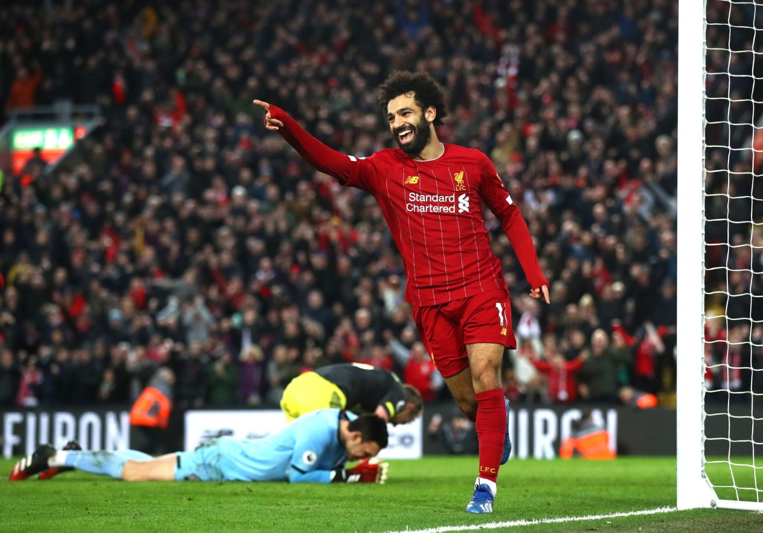 Liverpool 4-0 Southampton – As it happened & reaction