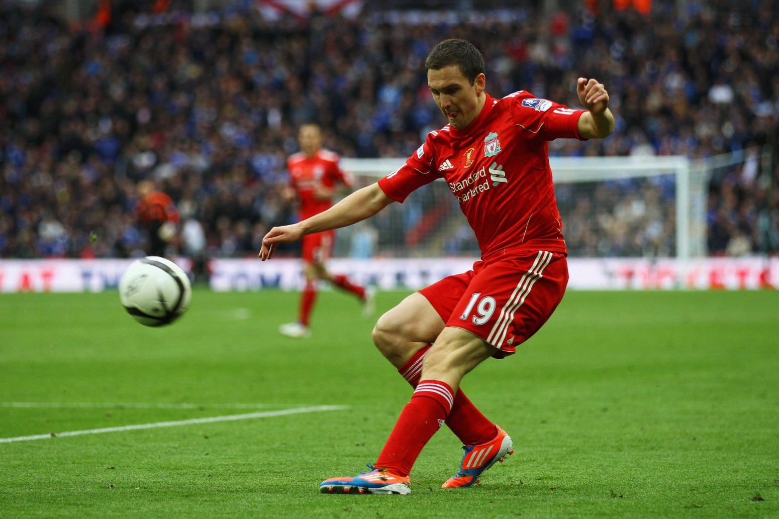 """Stewart Downing on playing for Liverpool and """"strange"""" meeting with Brendan Rodgers"""